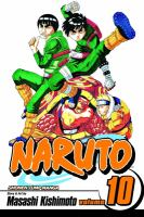 Naruto. Vol. 10, A splendid ninja