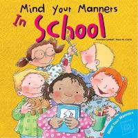 Mind your manners in school (Early Learner)