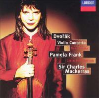 Violin concerto ; Romance for violin & orchestra