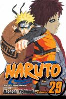 Naruto. Volume 29 / Kakashi vs. Itachi