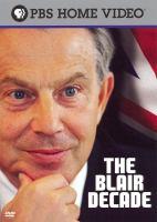 Blair decade