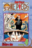 One piece. Vol. 4, The Black Cat Pirates