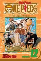 One piece. Vol. 12, The legend begins