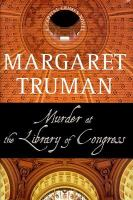 Murder at the Library of Congress : a novel (LARGE PRINT)