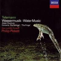 Wassermusik ; Alster overture ; Concerto 'Die Reilinge'