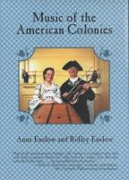 Music of the American colonies