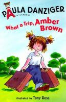 What a trip, Amber Brown