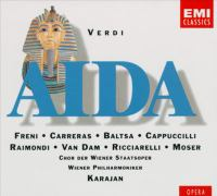Aida : [opera in four acts]