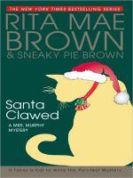Santa clawed (LARGE PRINT)