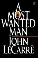A most wanted man (LARGE PRINT)