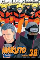 Naruto. Volume 36 / Cell number 10
