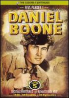 Daniel Boone. Season 5