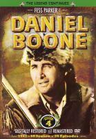 Daniel Boone. Season 4
