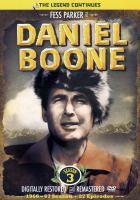Daniel Boone. Season 3