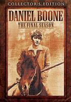 Daniel Boone. Season 6