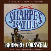 Sharpe's battle (AUDIOBOOK)
