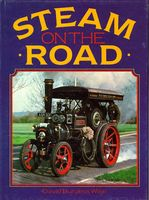 Steam on the road.