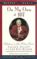 On my own at 107 : reflections on life without Bessie (LARGE PRINT)