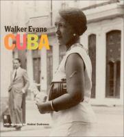 Walker Evans, Cuba