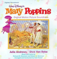 Walt Disney's Mary Poppins : original motion picture soundtrack