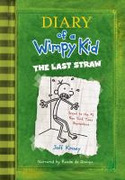 Diary of a wimpy kid. The last straw (AUDIOBOOK)