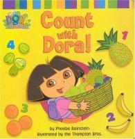 Dora the explorer : Count with Dora!