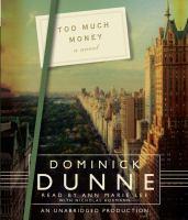 Too much money : a novel (AUDIOBOOK)