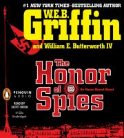 The honor of spies : an honor bound novel (AUDIOBOOK)