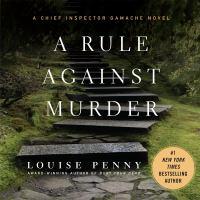 A rule against murder (AUDIOBOOK)