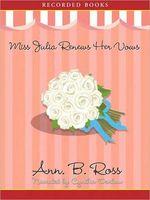 Miss Julia renews her vows (AUDIOBOOK)