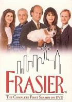 Frasier. The complete first season on DVD