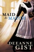 Maid to match : [a novel]