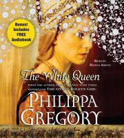 The white queen (AUDIOBOOK)