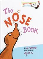 The nose book.