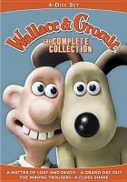 Wallace & Gromit. the complete collection