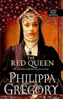 The red queen (LARGE PRINT)