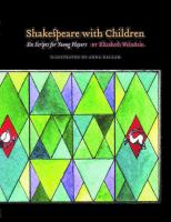Shakespeare with children : six scripts for young players