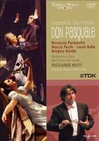 Don Pasquale : dramma buffo in tre atti