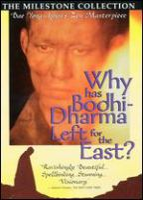 Why has Bodhi-Dharma left for the East? Dharmaga tongjoguro kan kkadalgun?