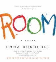 Room : [a novel] (AUDIOBOOK)