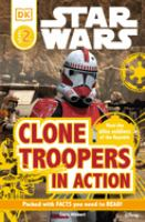 Star wars. Clone troopers in action
