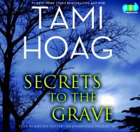 Secrets to the grave (AUDIOBOOK)