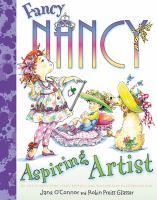 Fancy Nancy, aspiring artist