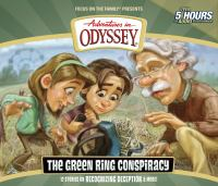 The green ring conspiracy (AUDIOBOOK)