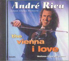 The Vienna I love : waltzes from my heart