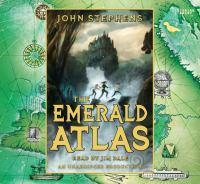 The emerald atlas (AUDIOBOOK)