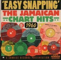 Easy snapping The Jamaican chart hits of 1960