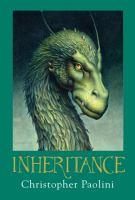 Inheritance : or the vault of souls