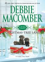 1225 Christmas Tree Lane : [a Cedar Cove novel]