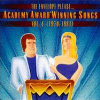 The envelope please-- Academy Award winning songs. Vol. 4 (1970-1981)